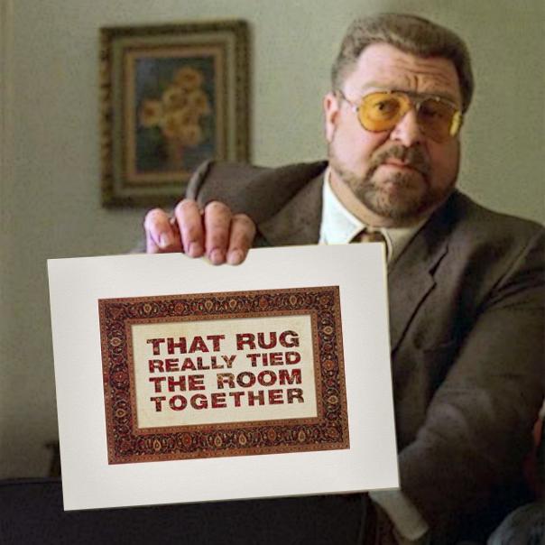 lebowski_rug_print