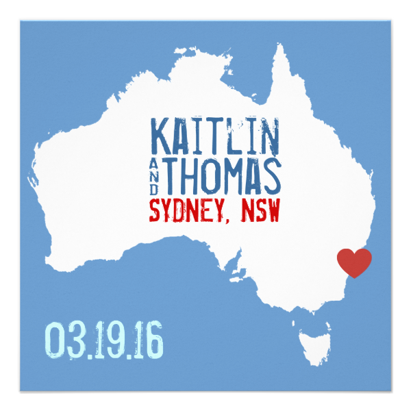 Costco save the date in Australia